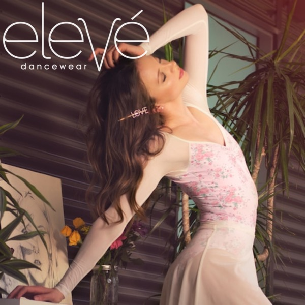 【eleve】Celine Maid of Honor レオタード(数量限定販売)