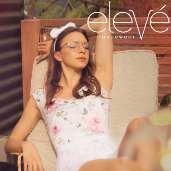 【eleve】Celine Tea Time レオタード(数量限定販売)
