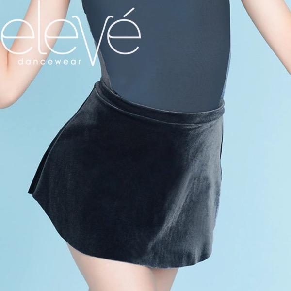 【eleve】 Tulip Skirt Storm Velvet スカート