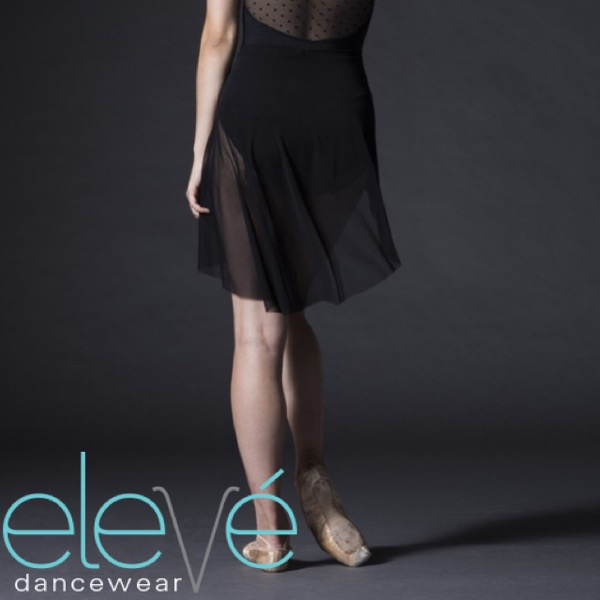 【eleve】 Asymmetrical Short Skirt スカート