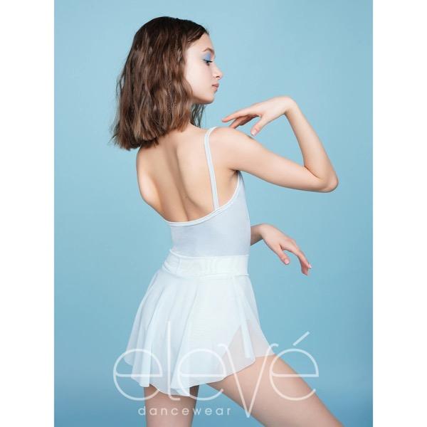 【eleve】Hipster Skirt Powder Blue スカート