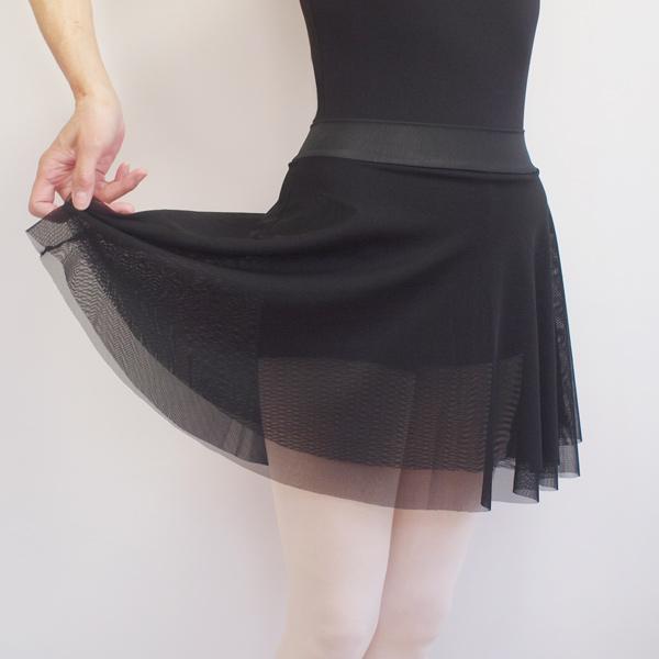 【ピィーカブ】884579 ショート スパッツ付き チュールスカート