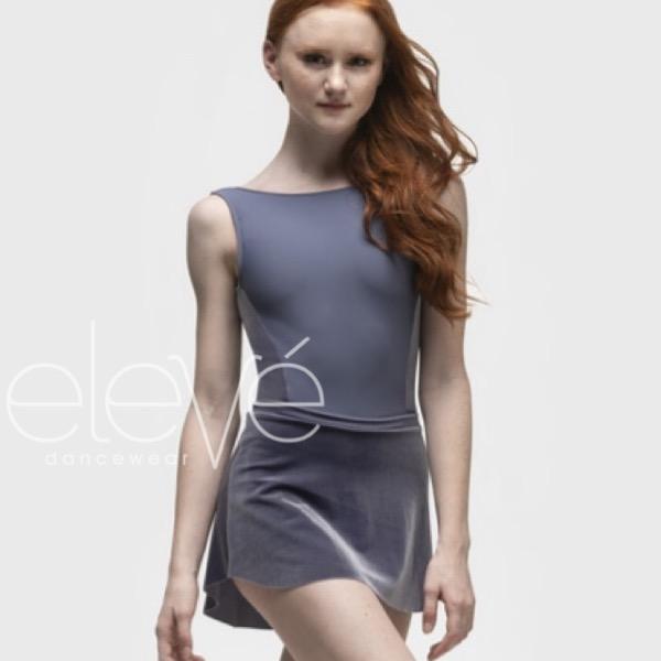 【eleve】Tulip Skirt Velvet スカート