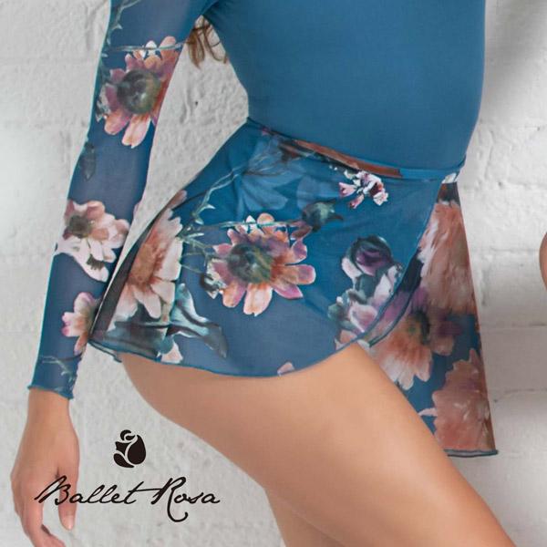【バレエローザ】CANDIDE キャンディード 巻きスカート