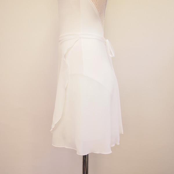 【シルビア】 シルビア 巻スカート (ノーマル) 40cm丈