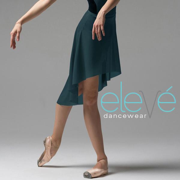 【eleve】Dramatic High Low Skirt スカート