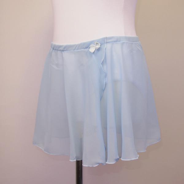 【シルビア】 子供用プルオンスカート