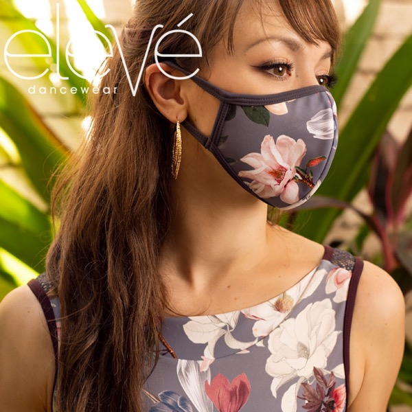【eleve】マスク Wander Barrier Face Masks Sugar Plum