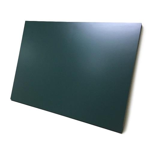 マーカーボード(木製) 緑色 / 30cm x 45cm x 厚み2cm  重さ約0.6kg