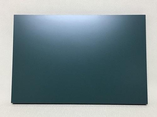 マーカーボード(木製) 緑色 / 60cm x 150cm x 厚み2.4cm  重さ約3.8kg