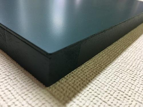 マーカーボード(木製) 緑色 / 90cm x 180cm x 厚み2.4cm  重さ約6kg