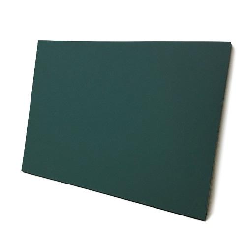 チョークボード(木製)緑色/ (61cm〜90cm) x (151cm〜180cm) x 厚み2.4cm