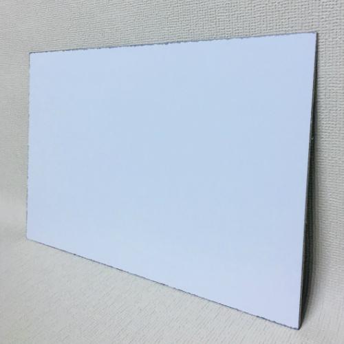 『枠無し』パネル(加工用)【60〜89cm x 60〜89cm】 厚み:約3.3mm *マーカー用