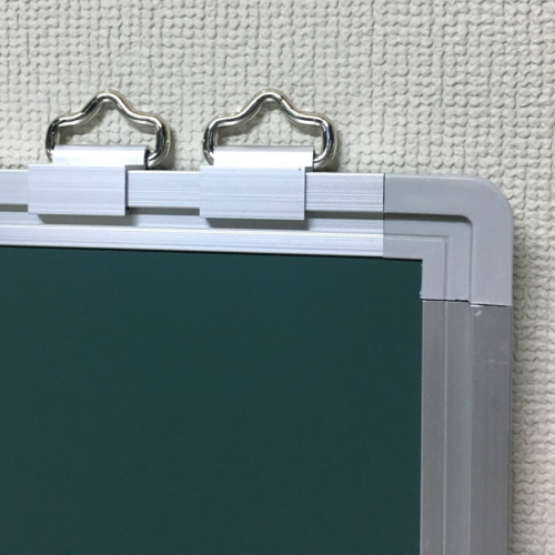 壁掛け式スチール製(無地)/ (タテ46cm〜60cm x ヨコ46cm〜60cm)     厚み1.5cm(粉受け奥行き4cm)