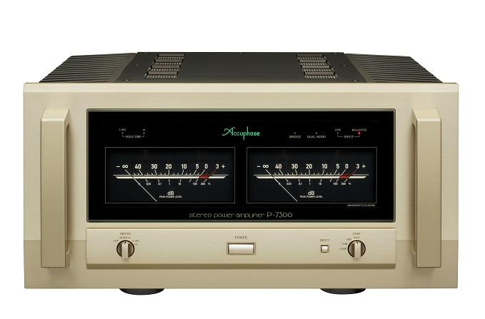 下取交換 ACCUPHASE P-7300 (下取機種 ACCUPHASE P-7100)