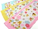 3色の干支タオル (なかよし) 【2021年・丑/うし】・120枚セット(3色×各40枚)