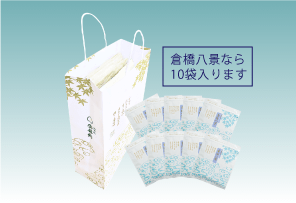 安芸郷 オリジナル 手提げ袋(小)