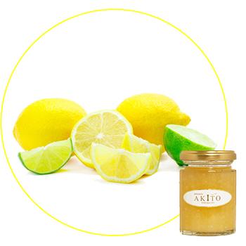 レモンとライムのジャム