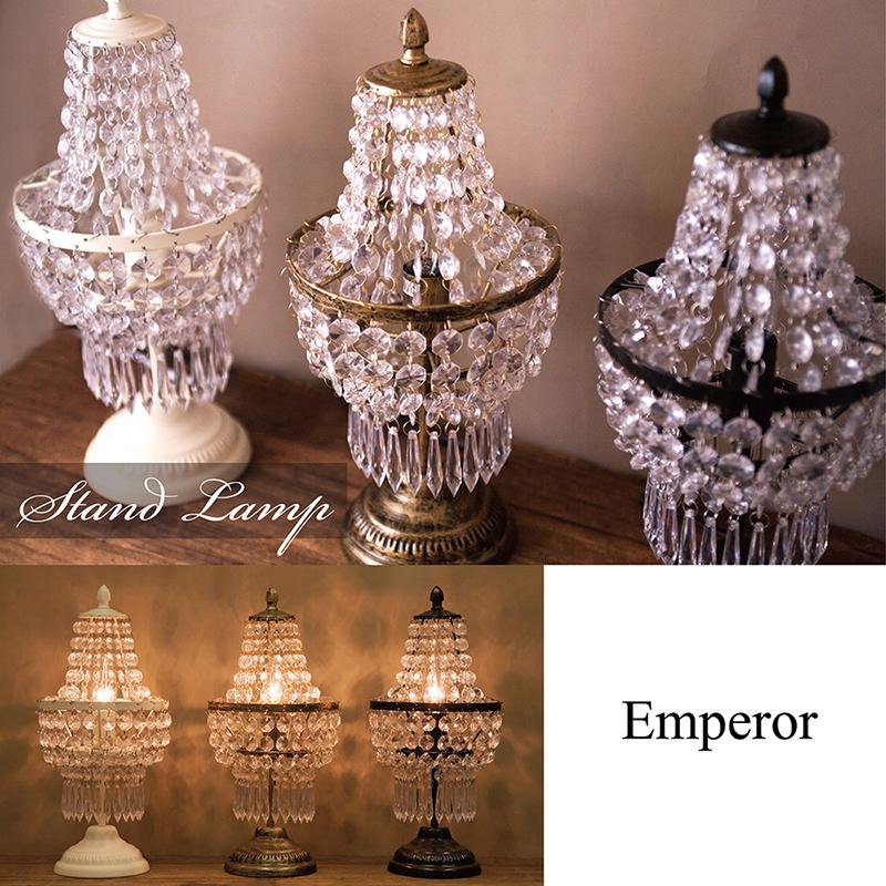 スタンドランプ[Emperor(エンペラー)]LED対応<E12/水雷型>