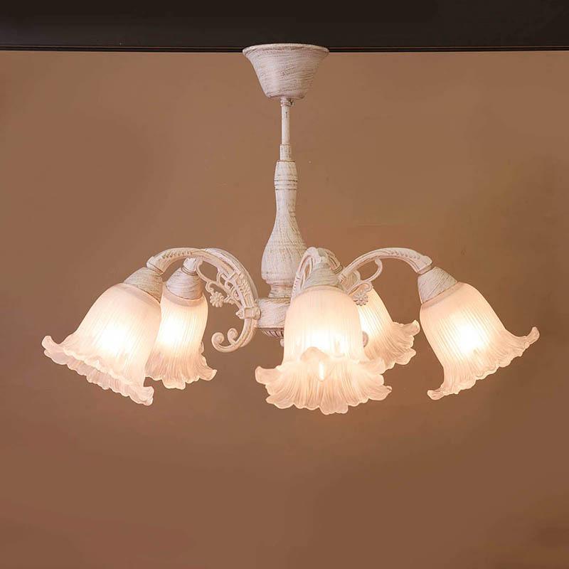 クラシカルシーリングランプ[ロクサーヌ]【5灯】LED電球対応