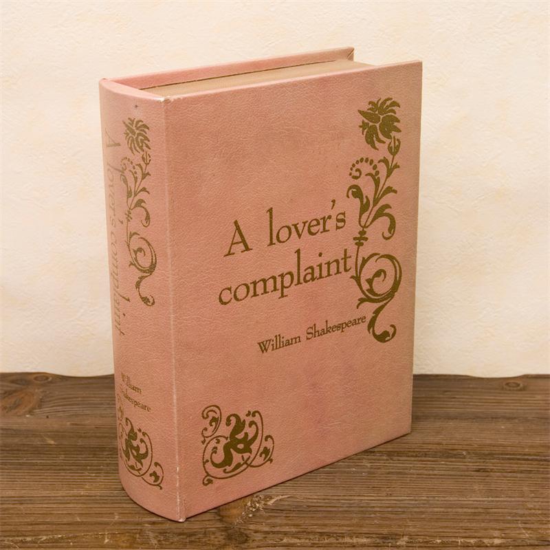 【シークレットブック】ヒストリーノーベル[A Lover's Complaint(L)]