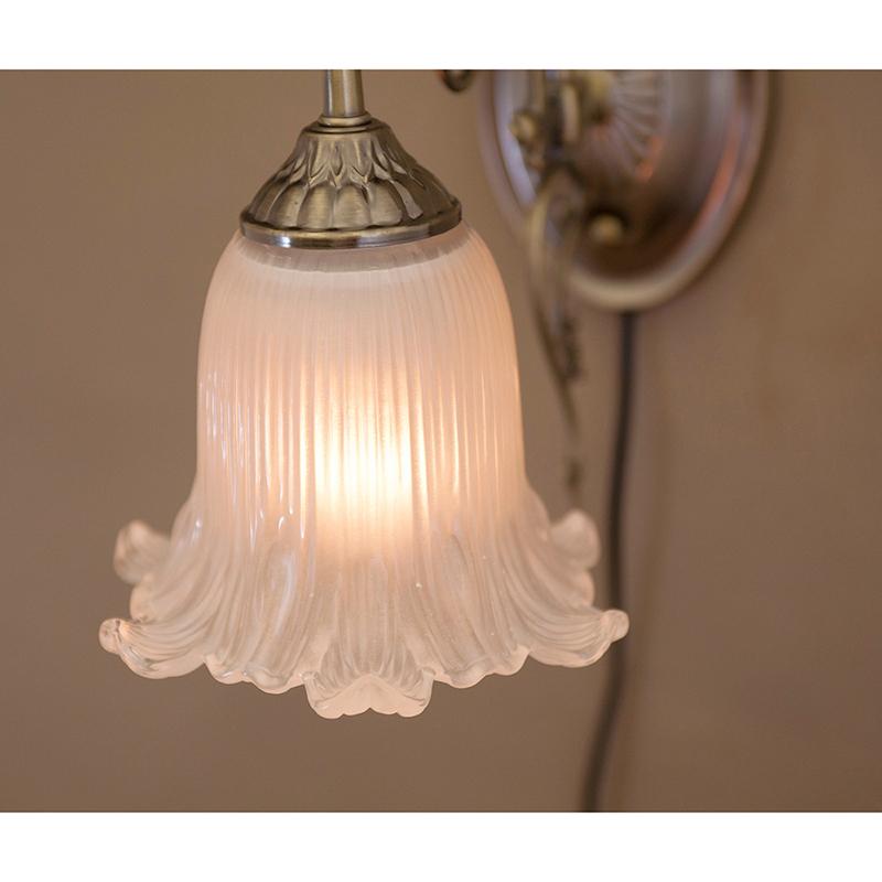 クラシカルウォールランプ[イザベラ]【1灯】LED電球対応