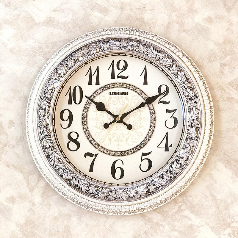 【壁掛時計】ビクトリアンパレス[ウォールクロック(ラウンドWH)]