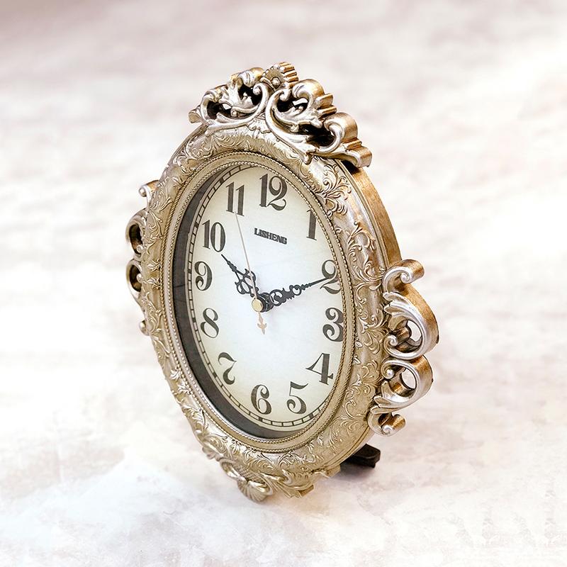 【置時計】ビクトリアンパレス[テーブルクロック( ネグレスコ S)]