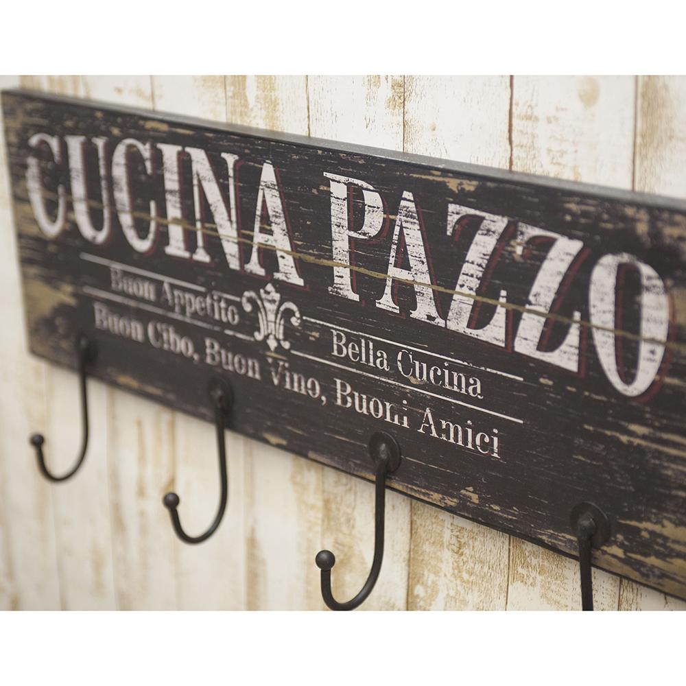 """Old New シリーズ[ウォールフック """"CUCINA PAZZO""""]"""