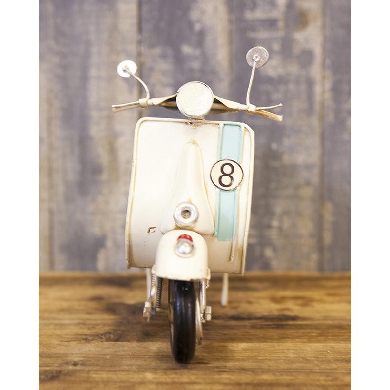 ヴィンテージバイク[Scooter 8]<アメリカン雑貨>