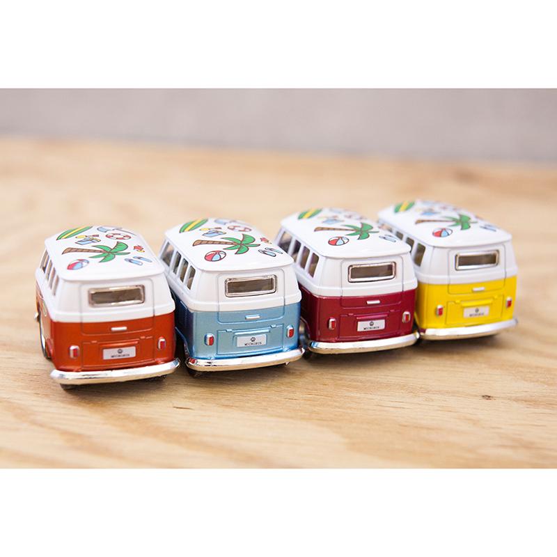 ダイキャストミニカー(S)[Little Van (Vivid Color) with Printing]【ロット12台】