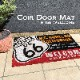 【玄関マット】Coir mat コイヤーマット[RT66 WELCOME]<アメリカン雑貨>