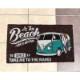 【玄関マット】Coir mat コイヤーマット[AT THE BEACH]<アメリカン雑貨>