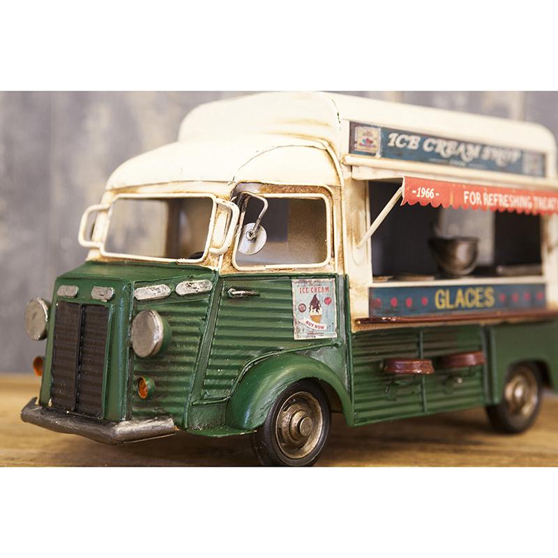 ヴィンテージカー[Ice Cream Shop]<アメリカン雑貨>