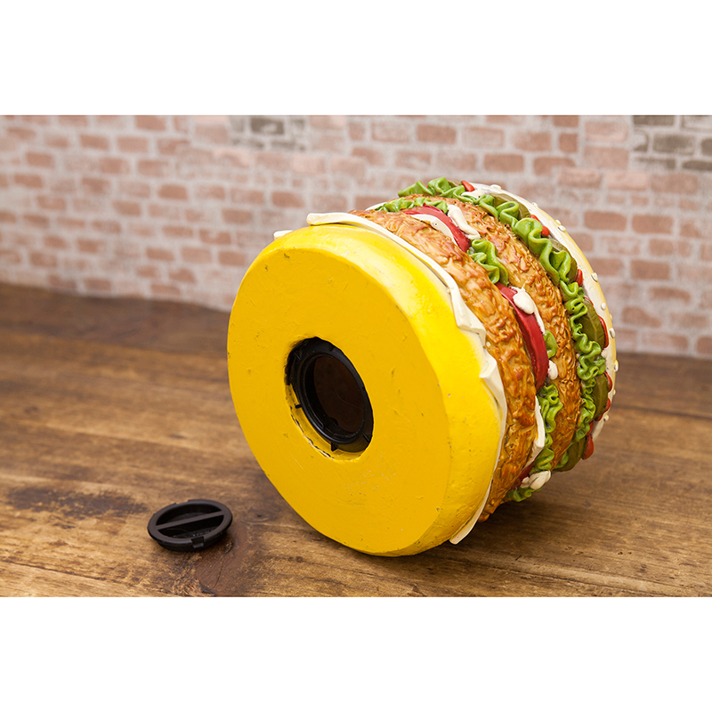 オールディーズ[マネーバンク ハンバーガー]<貯金箱>