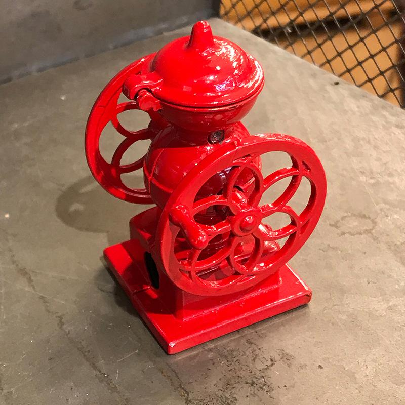 アンティークシャープナー[コーヒーグラインダー]鉛筆削り
