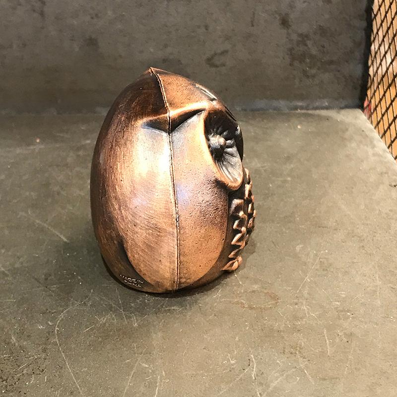 アンティークシャープナー[フクロウ]鉛筆削り