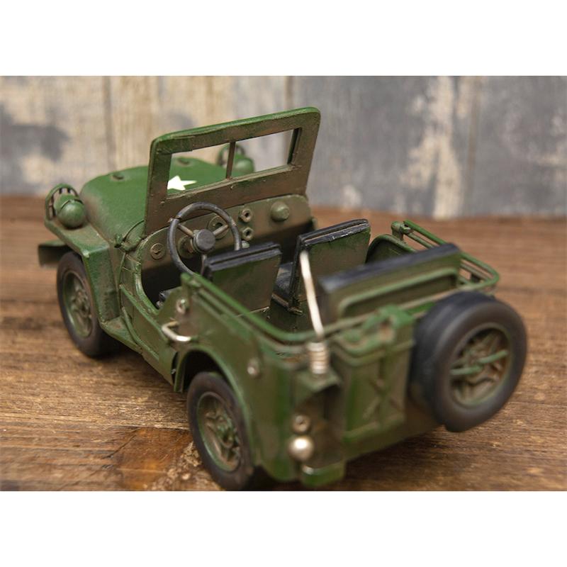 <ミニ>ヴィンテージカー[Army]