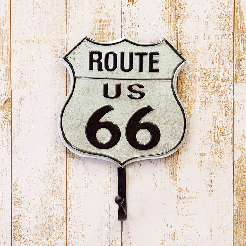 Old New[アイアンフック(ROUTE66)]<アメリカン雑貨>