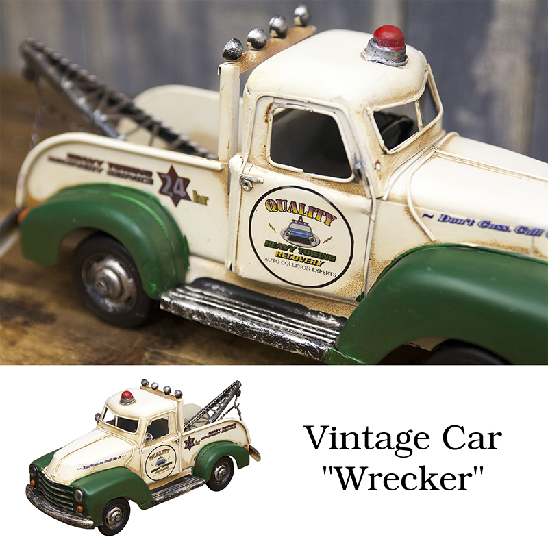 ヴィンテージカー[Wrecker]<アメリカン雑貨>
