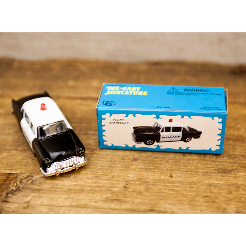 アンティークシャープナー[ポリスカー / バス / クーペ]鉛筆削り