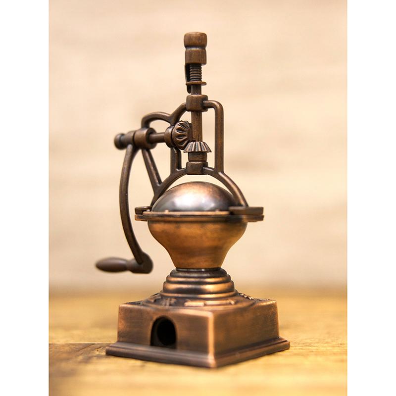 アンティークシャープナー[コーヒーロースター]鉛筆削り