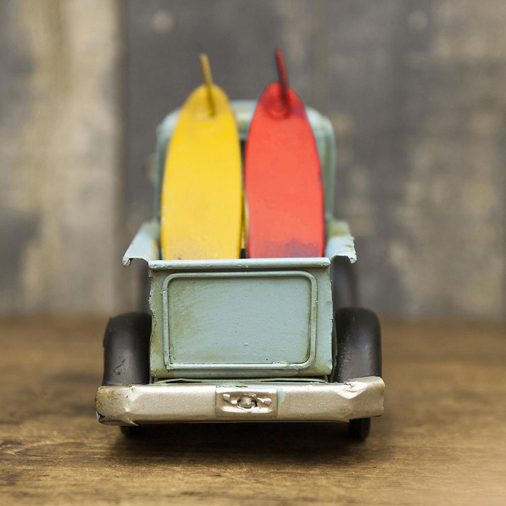 <ミニ>ヴィンテージカー[Surf Truck]  Surf Truck[BLUE]
