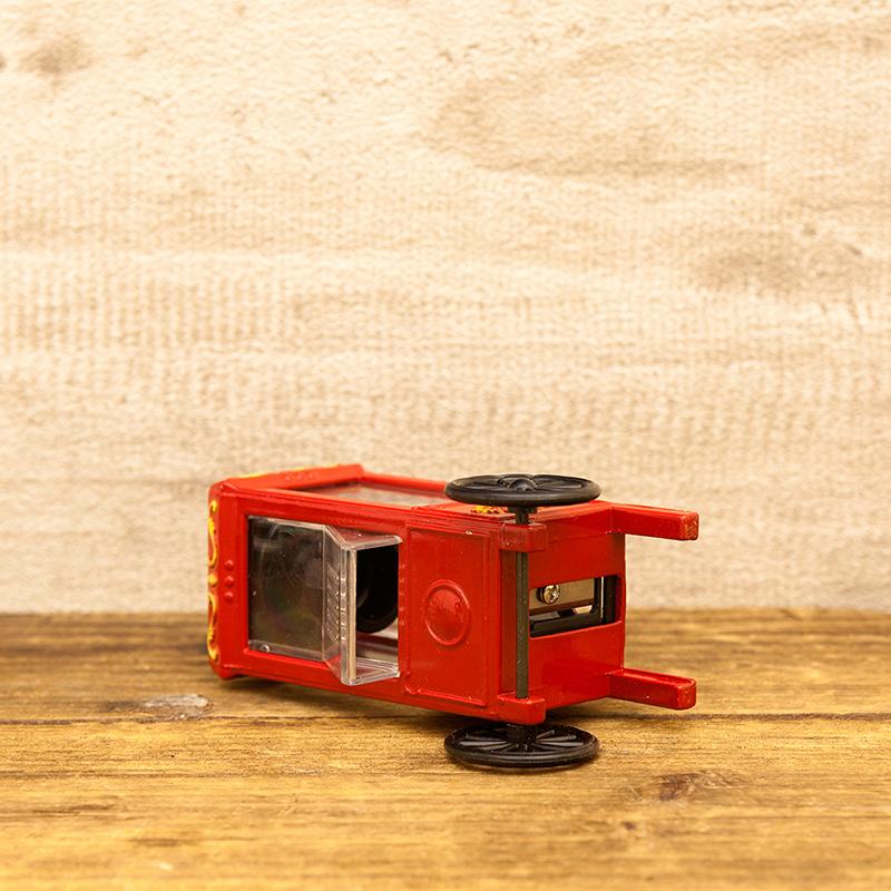 アンティークシャープナー[ポップコーンマシーン]鉛筆削り