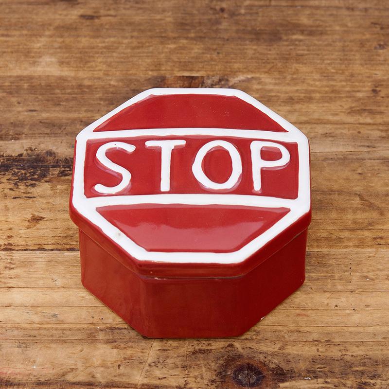 セラミックボックス[STOP & ROUTE66]