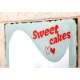 ウォールミラー[Sweet cakes]