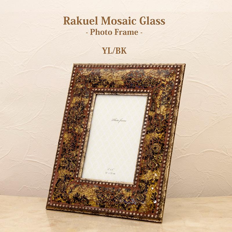 【SALE】ラケルモザイクガラス[フォトフレーム]
