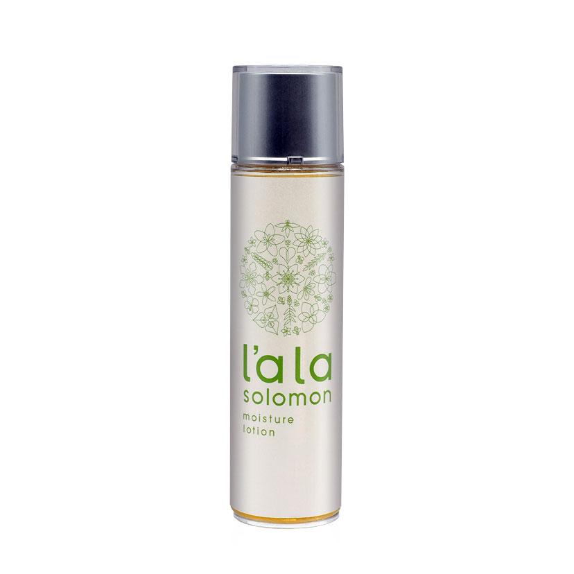 【定期便/30日毎】ララ・ソロモン モイスチャーローション(保湿化粧水) 30日毎に1個お届けコース