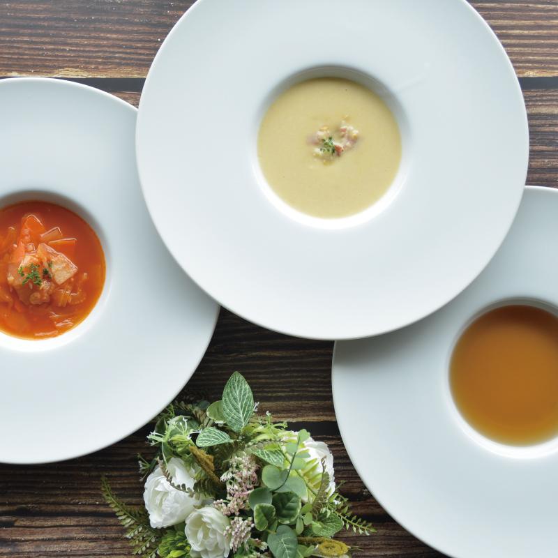 スープ3種セット