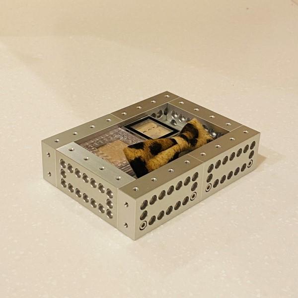 ブロック10ピースセット(シルバー) 【ギフトボックス入り】